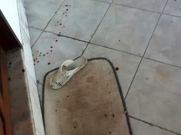 Homens invadiram a casa do idoso e anunciaram o assalto (Foto: Divulgação/Polícia Militar do RN)