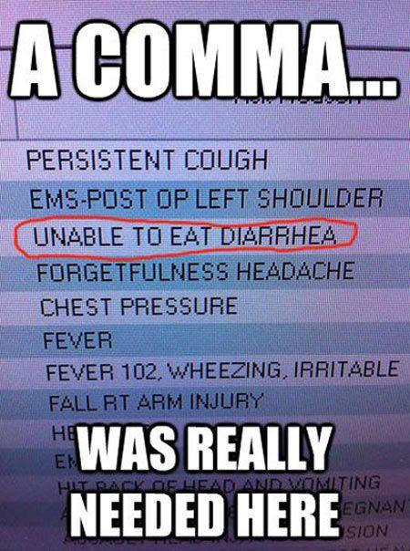 grammar is needed