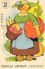 famille lafleur mere