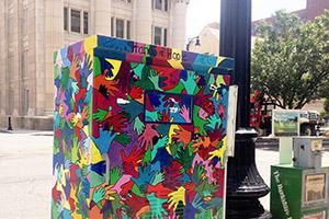 Axel-Lute -- Could Public Art on Utility Boxes Displace Communication