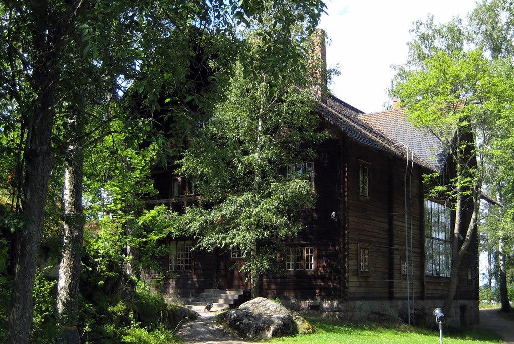 Casa de Pekka Halonen