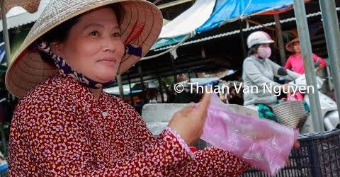 Vietnam || Cang Long Rural Market || Tra Vinh Province