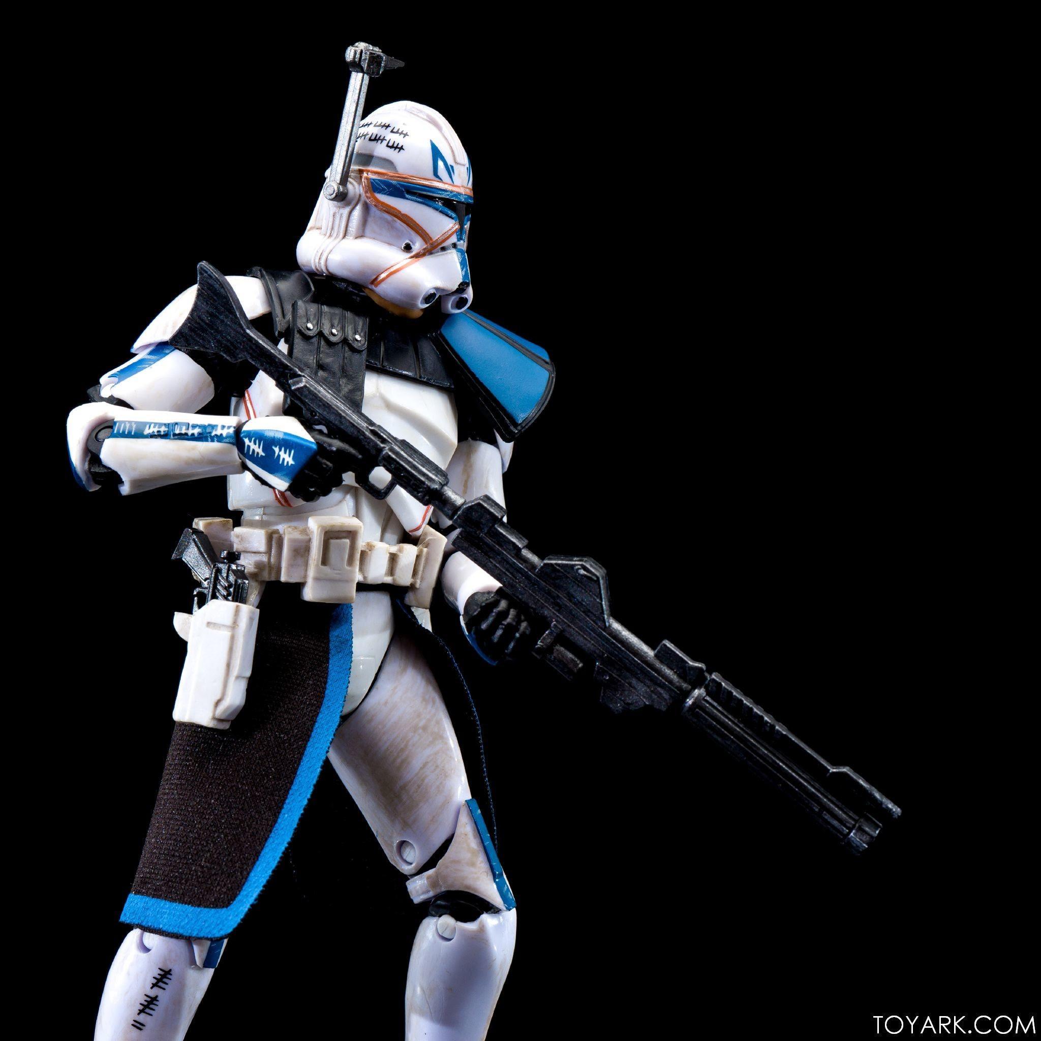 Star Wars Captain Snow Rex Wallpaper Commander Fox By Darthmater