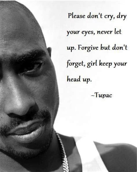 2pac Keep Ya Head Up Quotes