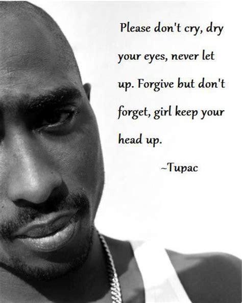 Tupac Shakur Keep Ya Head Up Quotes