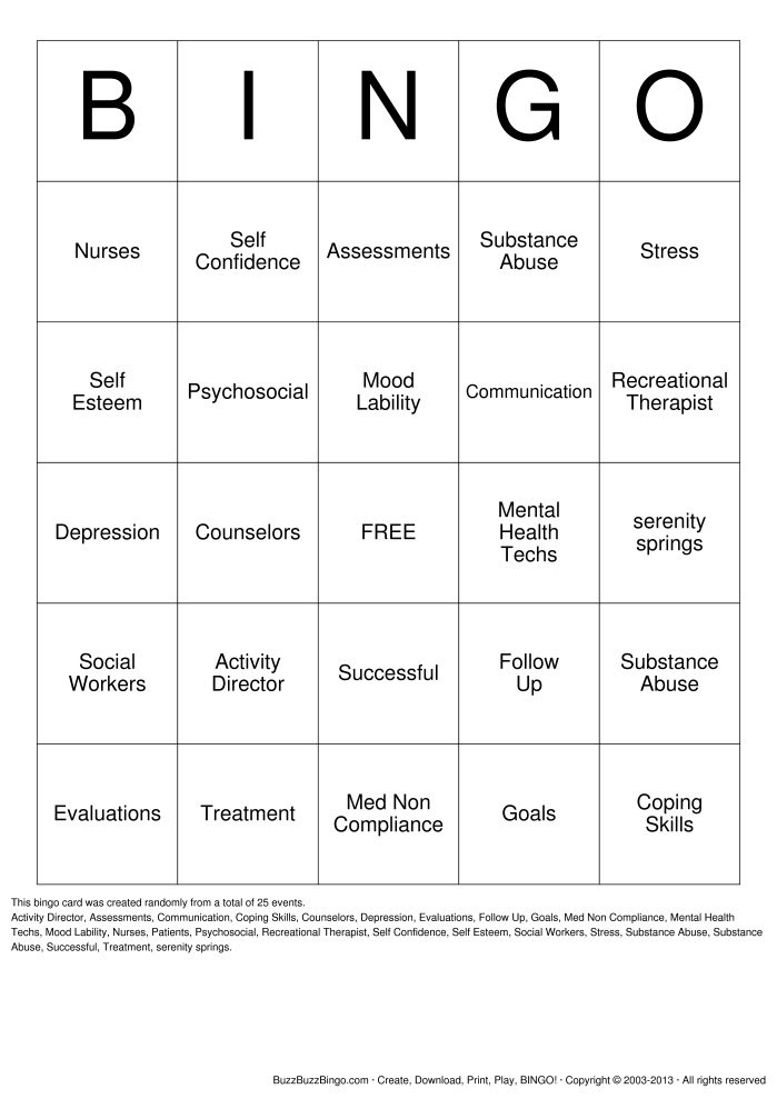 11 Best Images of Nutrition And Mental Health Worksheets ...