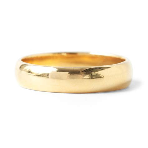 Catbird Classic Wedding Band, Old World Band
