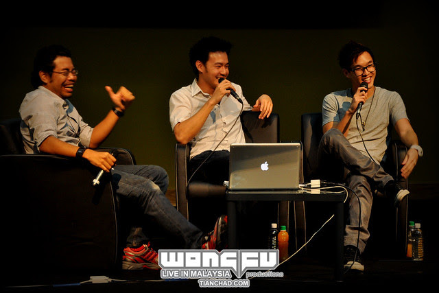 Wong Fu Productions in Malaysia Taylor Lakeside | TianChad.com
