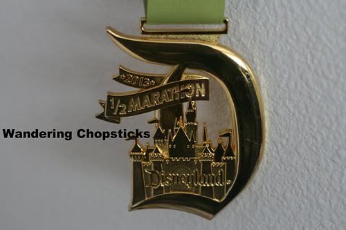Disneyland Half Marathon - Anaheim 1