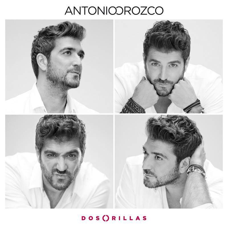 Antonio Orozco: Dos orillas - portada del disco