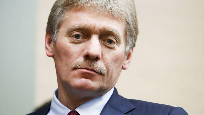 V Kremli ani vo vláde nie sú odporcovia slobody internetu, tvrdí hovorca  Peskov - Svet - Správy - Pravda.sk