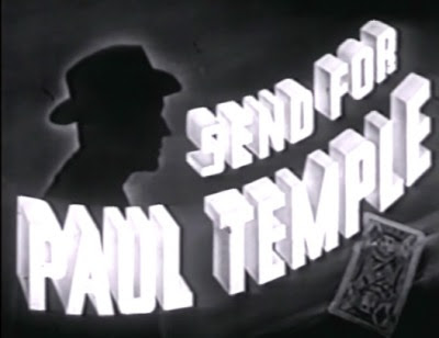 Send for Paul Temple: title card