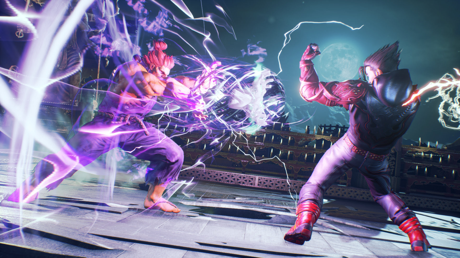 Review: Tekken 7: Fated Retribution screenshot