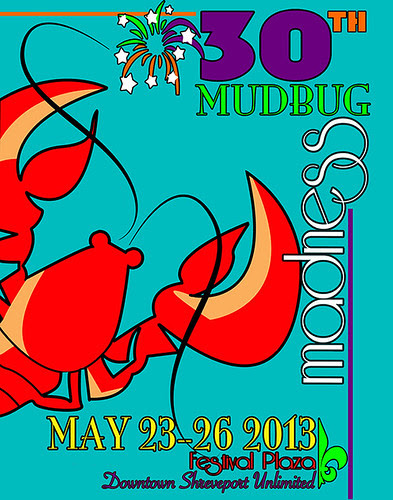 Mudbug Madness, May 23 - 26, Shreveport by trudeau