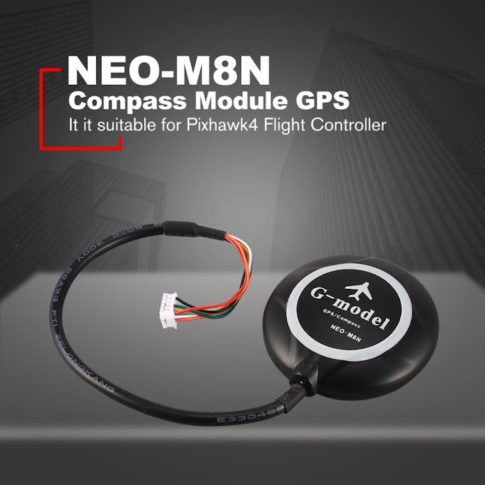 NEO-M8N Mini GPS Module with Compass for Flight Controller Pixhawk4 RC Multicopter Quadcopter Drone Airplane Parts