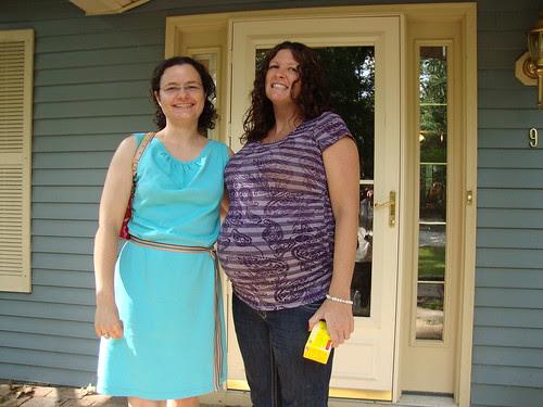 me and Maria, 8/7/10