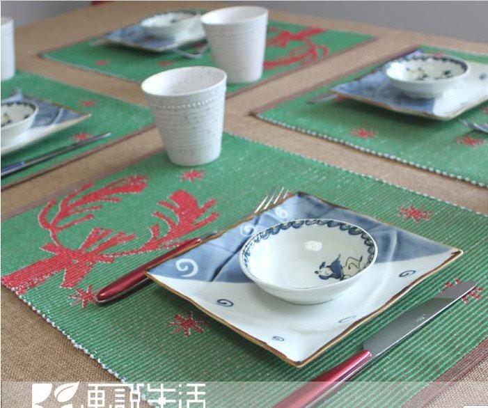 Christmas-Deer-dining-table- ...