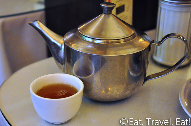 Far East Cafe- Chinatown, San Francisco, CA: Tea