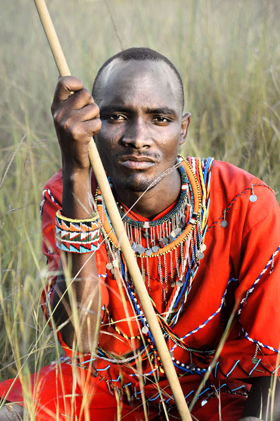 Guerrero Masai David Lazar