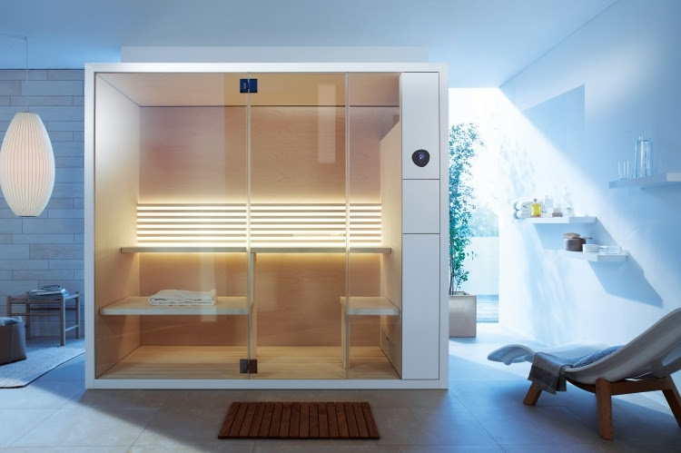 Sauna f r badezimmer - Sauna fur badezimmer ...