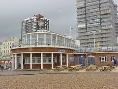 Alfresco Restaurant, Brighton