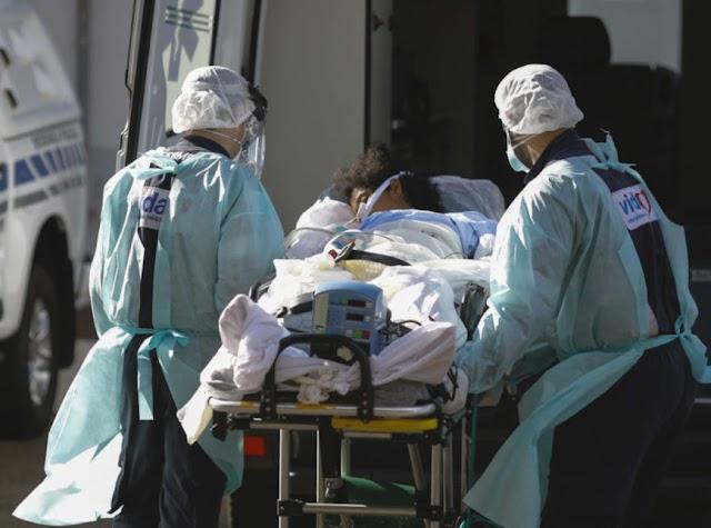 País registra novo record e se aproxima dos 4 mil mortes por covid-19 nesta terça