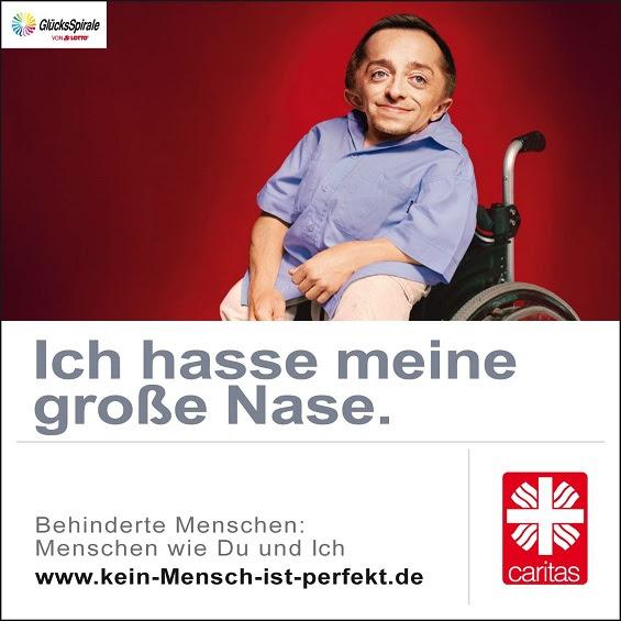 Campanha alemã: Ninguém é perfeito
