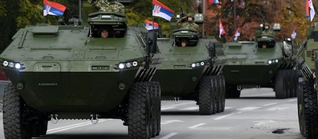 Η Σερβία έθεσε τις Ενοπλες Δυνάμεις  σε πολεμική ετοιμότητα -Επεισόδιο  με Κόσοβο