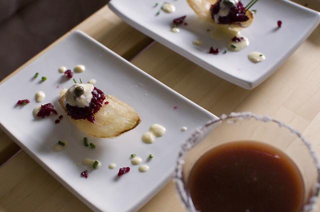 tempura onion boats