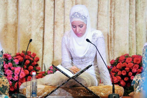 Anak Perempuan Najib Razak, Nooryana Najwa Nikah Hari Ini