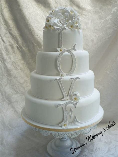 Tips and Ideas to Make 4 Tier Wedding Cakes for Your Big