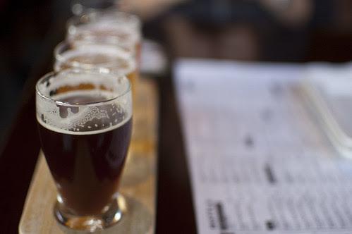 haven - custom beer flight