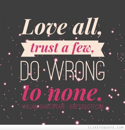 Quotes Tagged Under William Shakespeare