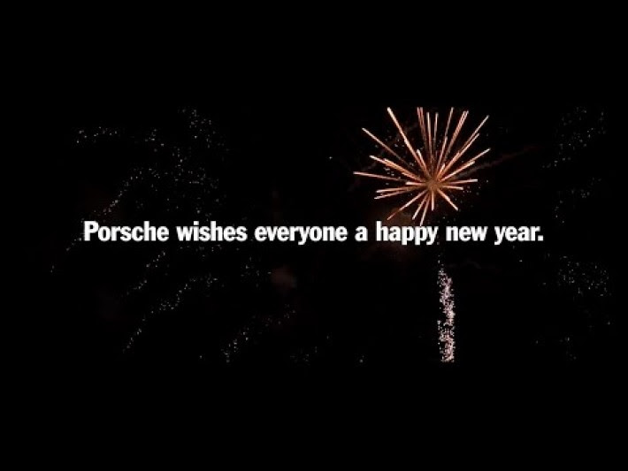 WEC - Porsche wishes you a happy new year 2017 (video) | ACO ...