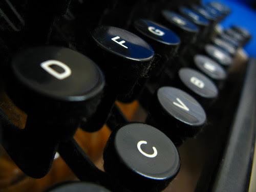 """""""La máquina de escribir (1)"""""""