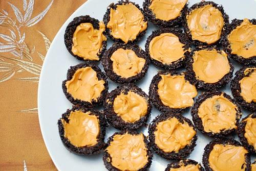Butterscotch Brownie Buttons