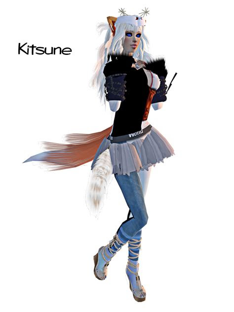 kitsune     life