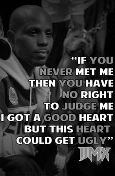Belly Quotes Dmx