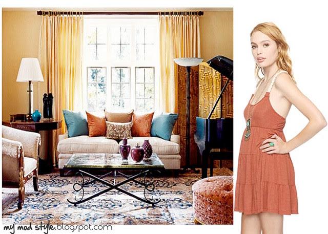 A Dress & A Room