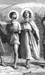 Nazario y Celso, santos