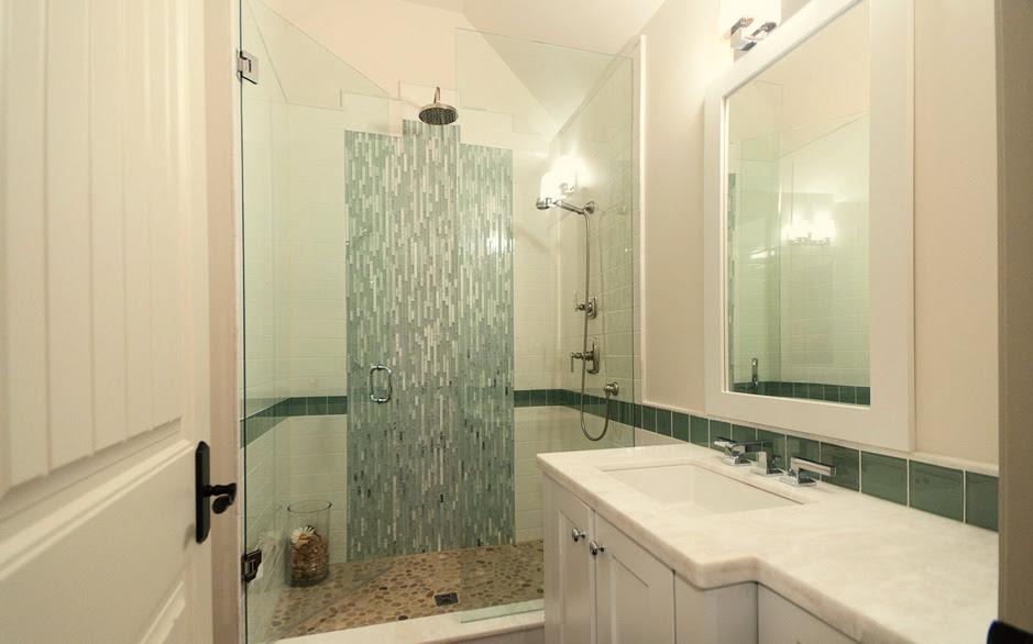 bathroom backsplash adhesive