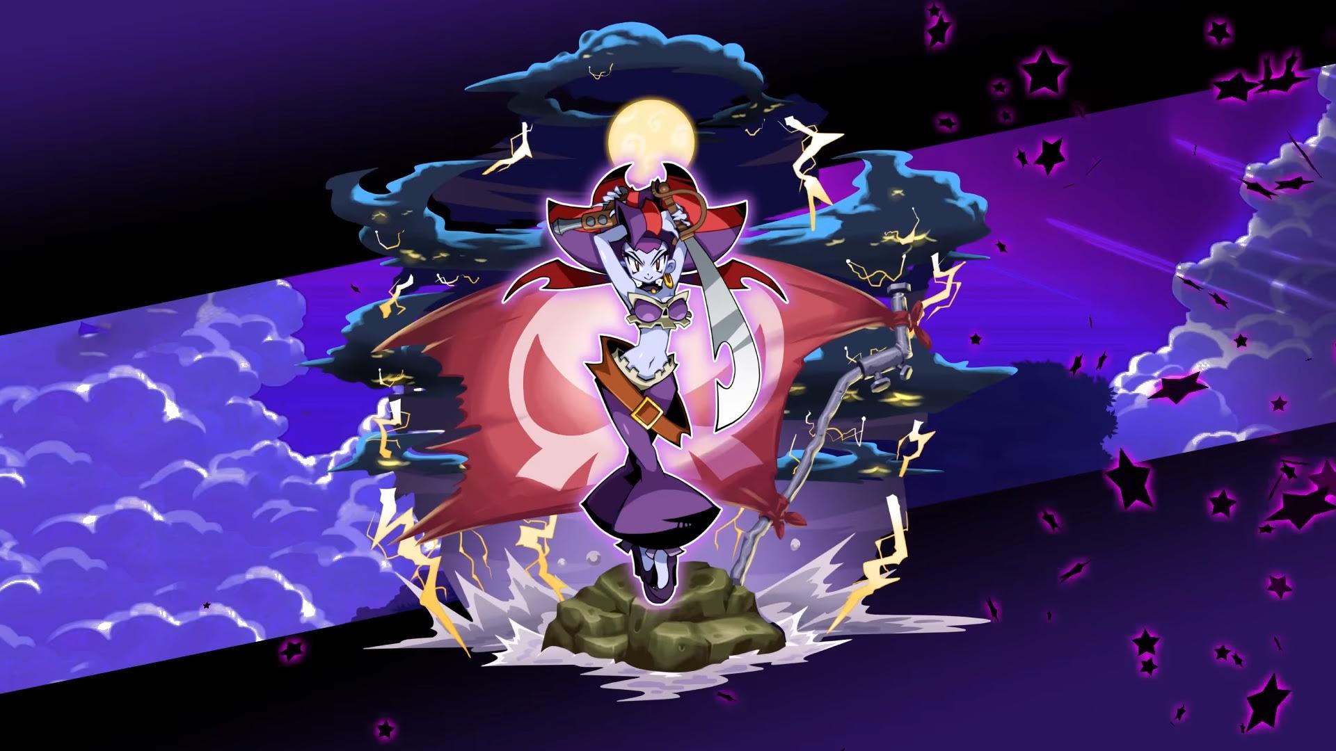 Shantae: Half-Genie Hero's DLC gets a little Risky screenshot