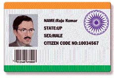 The Government wants every person to be given an I-card
