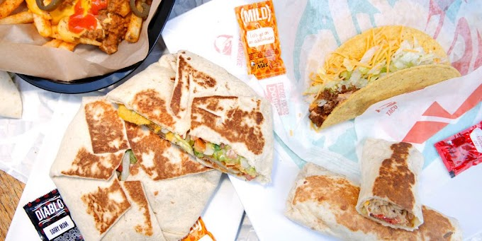 These Taco Bell Menu Items May Be Out Of Stock Due To National Food Shortages