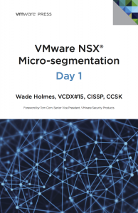 VMware NSX Micro-segmentation Day 1 Free Ebook
