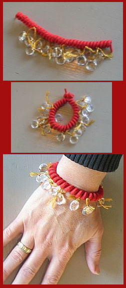how to : bracelet :: 4 :: armbånd