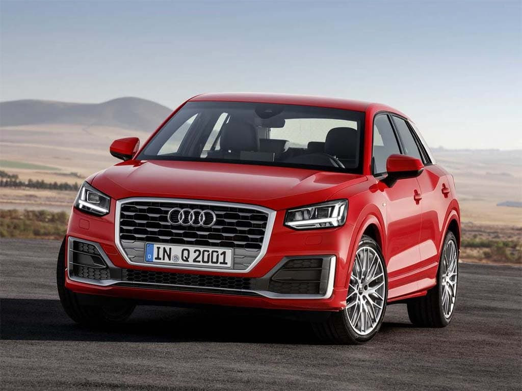 Audi Q2 2016 Audi Q2 2016 | 2017 - 2018 Best Cars Reviews