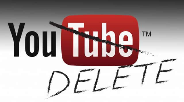 How To Delete Youtube Account Easly