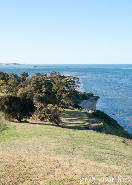 Reeves Point, site of the first European settlement in South Australia in 1836