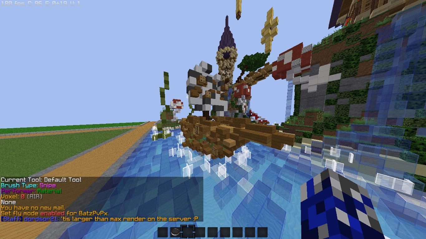 Build Portfolio! -Ouzy - Creative Mode - Minecraft: Java ...